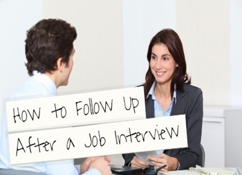 How to follow up after interview candidates? - eAge Tutor