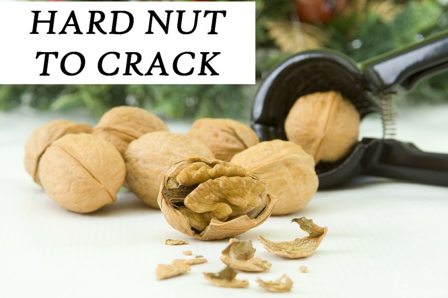 Hard Nut To Crack