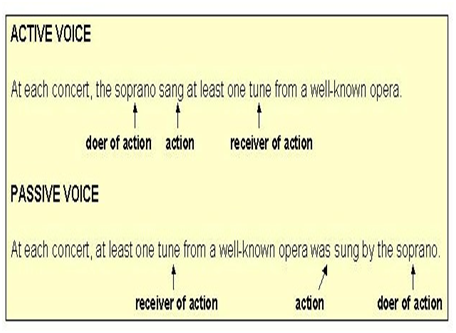 Meaning of Voice