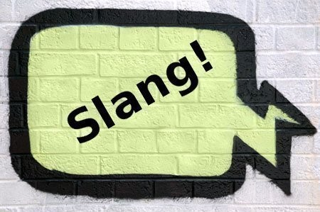 Slang-words