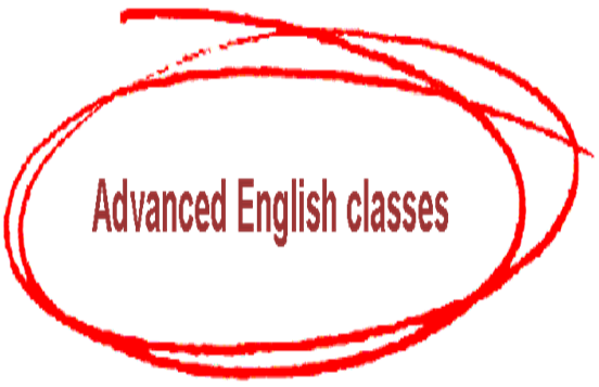 advanced english classes