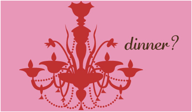 informal dinner invitation email sample