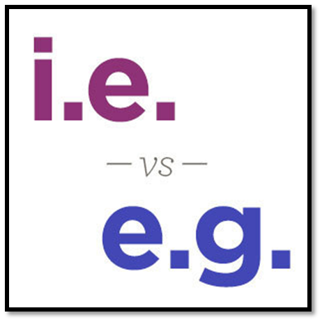 Ie Vs Eg Do You Know The Difference Eage Tutor