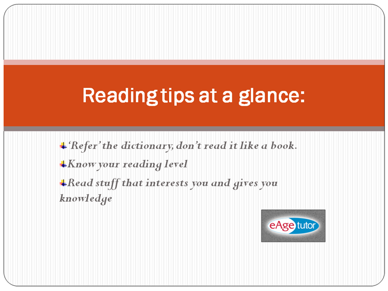 Reading_Tips