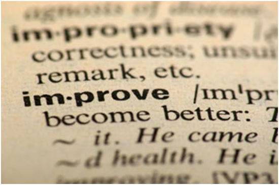 How can improve english writing