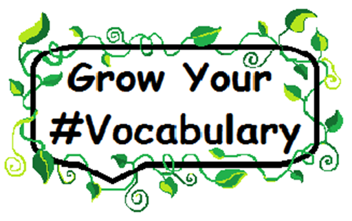 your vocabulary